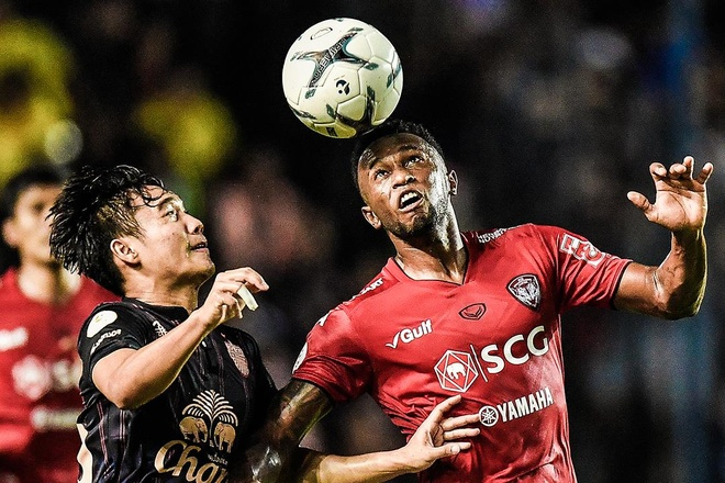 Highlights Thai League: Buriram 1-0 Muangthong hinh anh