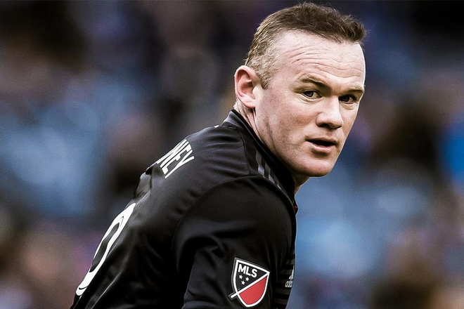 Wayne Rooney ghi ban dep mat tai My hinh anh