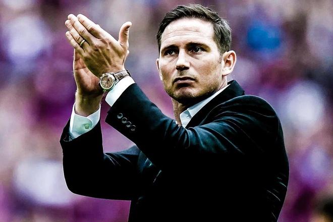 HLV Kompany ung ho Lampard tro lai Chelsea hinh anh
