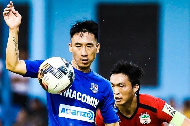 Highlights V.League: CLB Quang Ninh 3-0 HAGL hinh anh