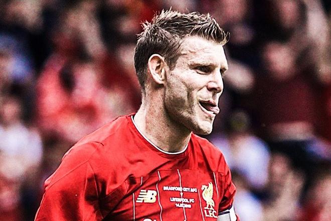 Milner lap cu dup giup Liverpool thang tran giao huu thu 2 o he 2019 hinh anh