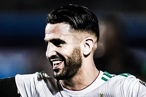 Highlights Mahrez vo dich cup chau Phi cung tuyen Algeria hinh anh