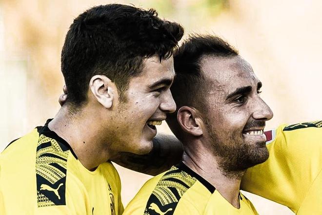 Highlights Liverpool 2-3 Dortmund: Cuu sao Barca ghi ban hinh anh