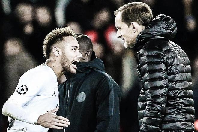 HLV Tuchel: 'Neymar van ra san cho PSG' hinh anh