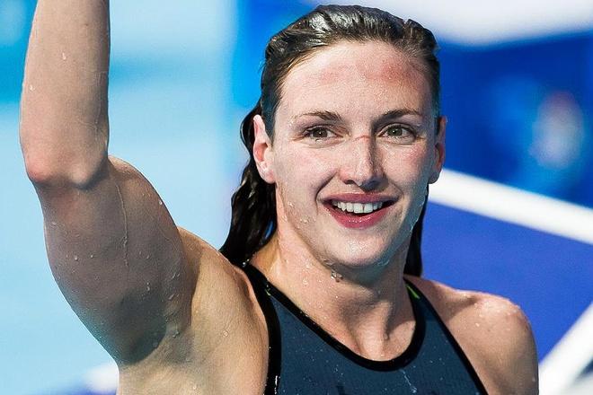 Katinka Hosszu 4 lan lien tiep vo dich the gioi boi 200 m hon hop hinh anh