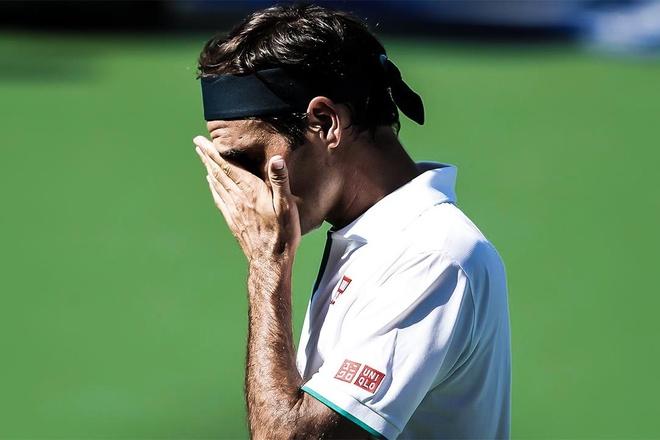 Roger Federer thua chong vanh tai Cincinnati Masters hinh anh