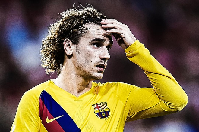 HLV Valverde nhac nho Griezmann ve cach choi o Barca hinh anh