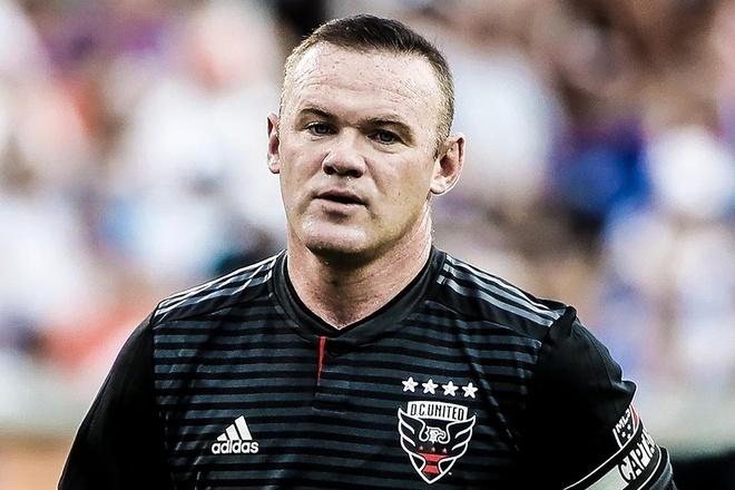 Wayne Rooney nhan the do sau pha thuc cui cho o My hinh anh