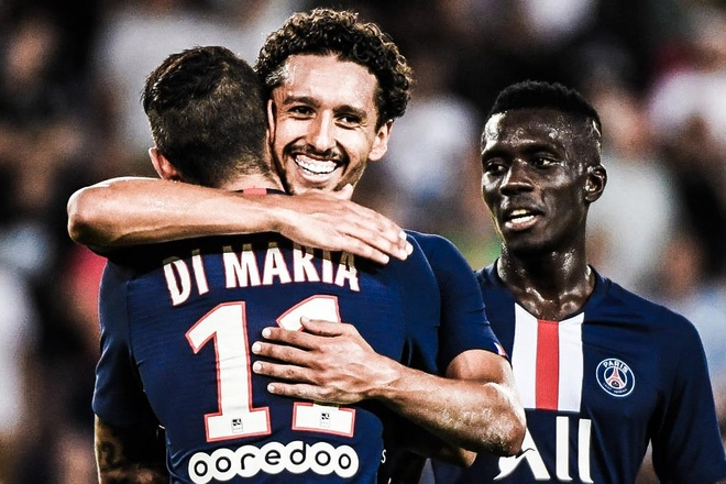 Highlights Ligue 1: PSG 4-0 Toulouse hinh anh