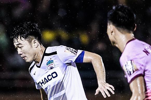 Highlights CLB Sai Gon 3-1 HAGL hinh anh