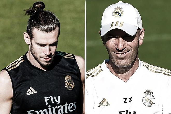 HLV Zidane hoan hi khi noi ve Bale hinh anh