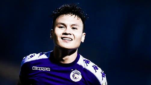 Quang Hải ghi dấu vào 4 bàn thắng của CLB Hà Nội trước Viettel