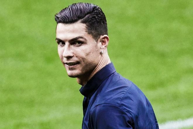 Ronaldo: 'Toi khong theo duoi ky luc' hinh anh