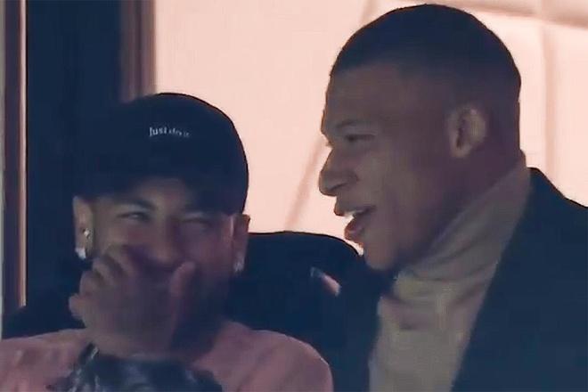 Neymar, Mbappe cuoi nghieng nga o tran PSG thang Real 3-0 hinh anh