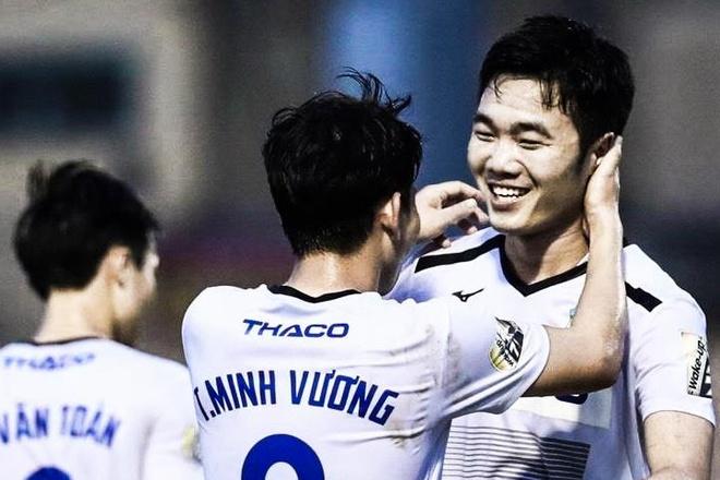 Highlights HAGL 5-1 CLB Hai Phong hinh anh