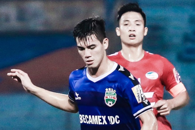 CLB Binh Duong thua Viettel trong ngay Tien Linh bi tuoc ban thang hinh anh