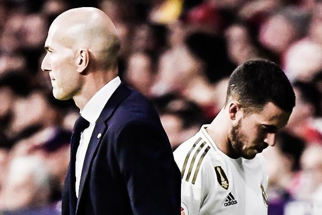 Zidane khong biet khuyen Hazard nhu the nao hinh anh