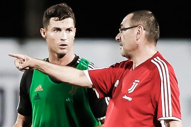 HLV Juventus chi ra pham chat khong co doi thu cua Ronaldo hinh anh
