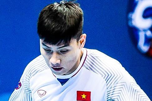 Tuyen futsal Viet Nam thang Malaysia, gap Thai Lan o ban ket hinh anh