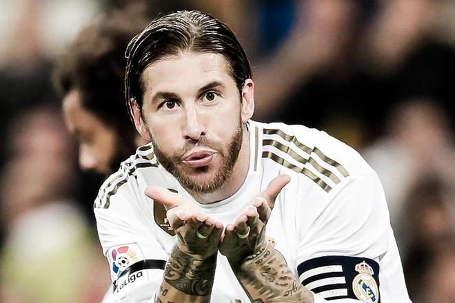 Ban thang giup Ramos sanh ngang Messi tai La Liga hinh anh