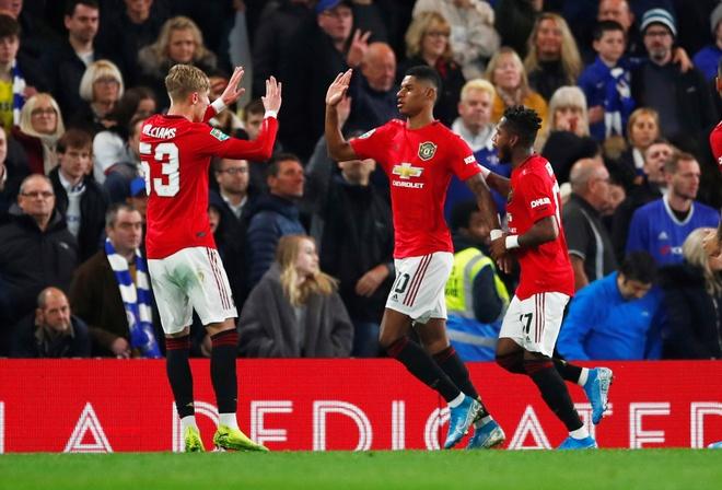 truc tiep Man Utd vs Chelsea anh 1