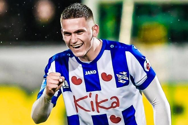Highlights Heerenveen thoat thua truoc Den Haag hinh anh