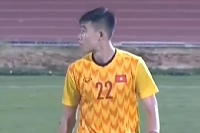 Thu mon Viet Nam mac sai lam giup U19 Guam ghi ban hinh anh