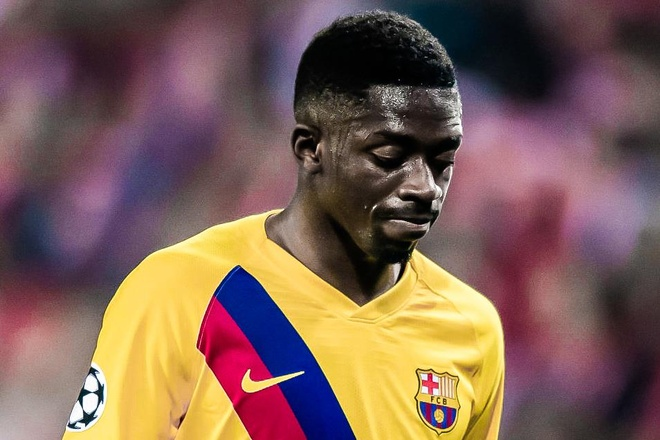 Dembele gay that vong trong tran Barca thang 2-0 hinh anh