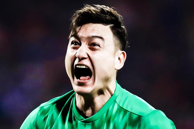 Dang Van Lam noi ve giac mo World Cup sau tran gap Thai Lan hinh anh