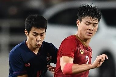 Highlights Viet Nam 0-0 Thai Lan hinh anh