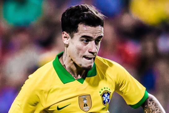 Highlights Brazil 3-0 Han Quoc: Coutinho da phat ghi ban hinh anh