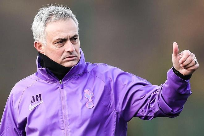 Mourinho khen san Tottenham tot nhat the gioi hinh anh
