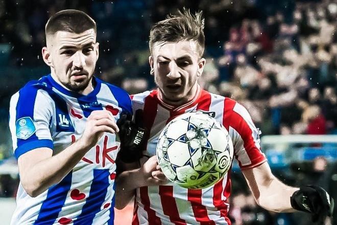Highlights Heerenveen thua 1-2 truoc PSV hinh anh