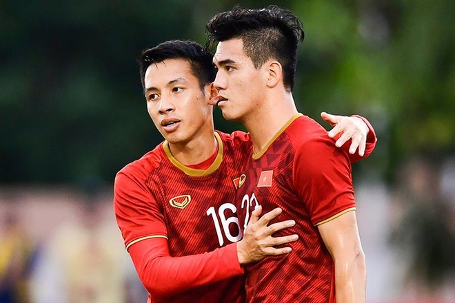 Highlights bong da nam SEA Games 2019: Viet Nam 2-2 Thai Lan hinh anh