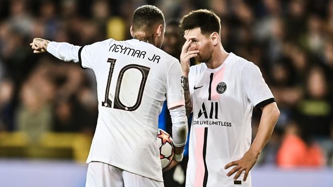 Neymar và Messi vẫn chưa tìm được sự kết nối ngày xưa