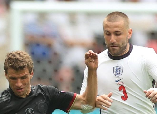 EURO 2020: Mourinho nên im lặng và để yên cho Shaw đá - Thể thao
