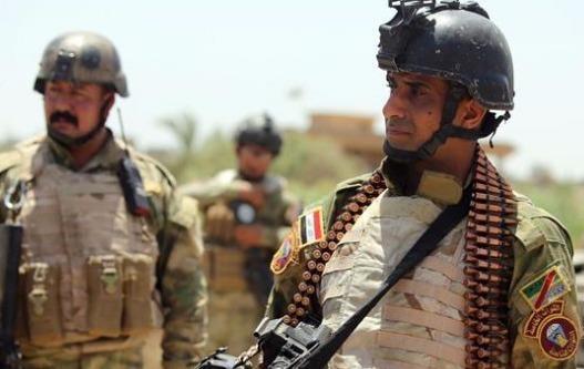Tu binh IS bi linh Iraq nem chet tu tang cao: Hon ca su tra thu hinh anh