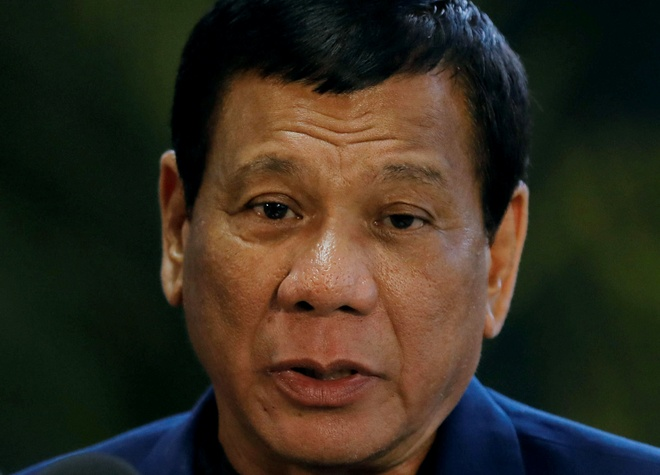 Duterte: Kim Jong Un la 'ga ngoc co khuon mat bau binh' hinh anh