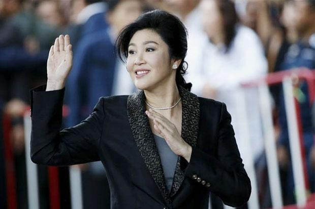 Thang tram cuoc doi 'nguoi dan ba dep' Yingluck Shinawatra hinh anh