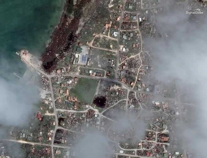 Vung Caribe truoc va sau khi bi sieu bao Irma tan pha hinh anh 4