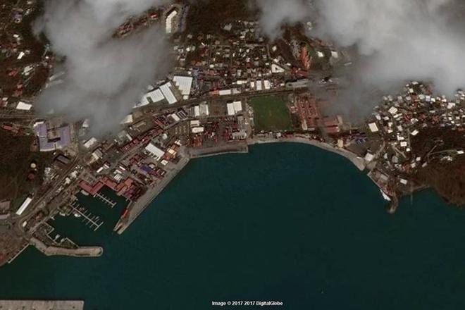 Vung Caribe truoc va sau khi bi sieu bao Irma tan pha hinh anh 8