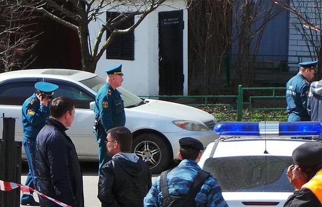 Bi de doa danh bom, Moscow so tan 10.000 nguoi hinh anh