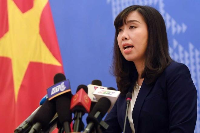 Viet Nam dang phoi hop de bao chua cho Doan Thi Huong hinh anh
