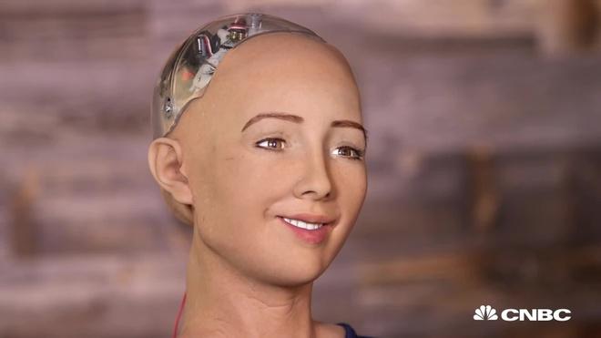 Saudi Arabia - quoc gia dau tien trao quyen cong dan cho robot hinh anh
