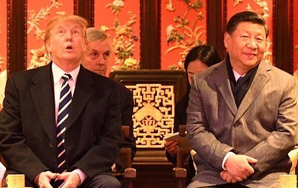Ong Trump tweet ve 'buoi chieu dang nho' tai Tu Cam Thanh hinh anh