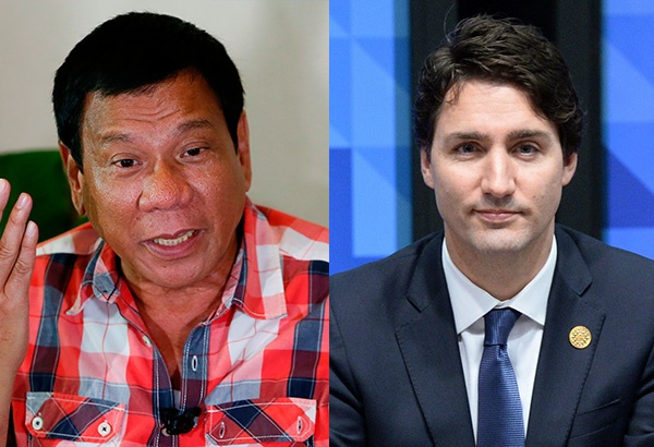 Duterte noi Trudeau 'xuc pham' khi hoi ve cuoc chien ma tuy hinh anh