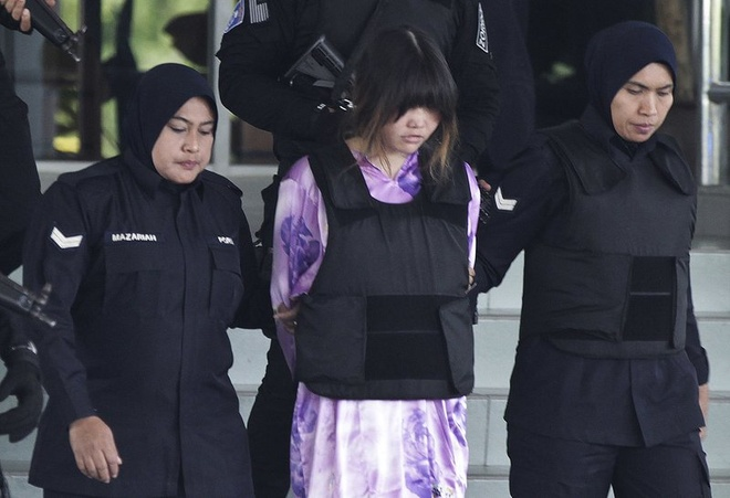 Phan quyet nghi an Kim Jong Nam se co trong nam 2018 hinh anh 1