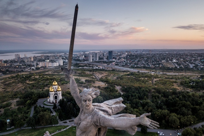 75 nam sau tran Stalingrad huyen thoai, nguoi Nga chua quen lang hinh anh