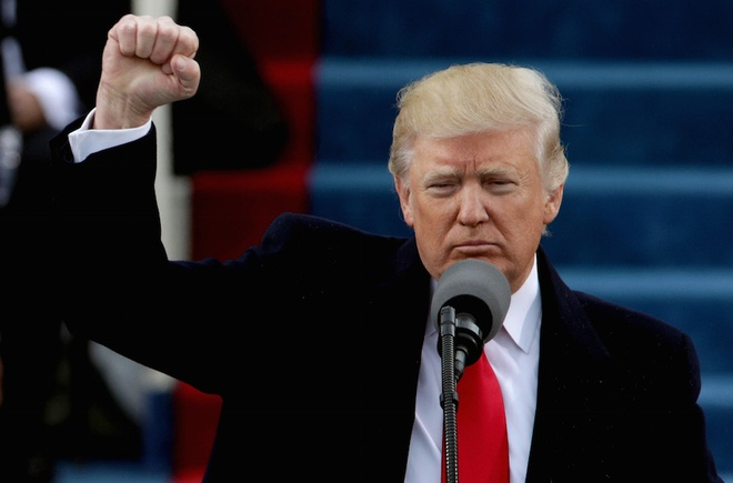 Chien luoc an ninh moi cua Trump: Thuc day hoa binh bang suc manh hinh anh