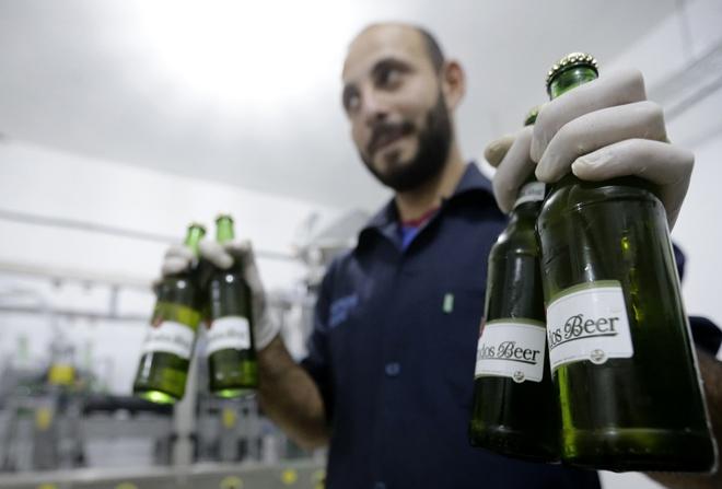 IS bi tieu diet, cong nghiep bia Syria di tim lai thoi hoang kim hinh anh